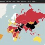 【ランキング】世界の報道の自由度2015。5年連続フィンランドが1位。日本は2010年からランクダウン続く。